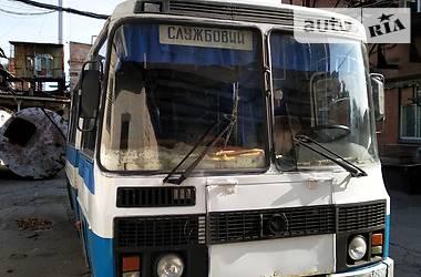 Пригородный автобус ПАЗ 3205 1999 в Полтаве