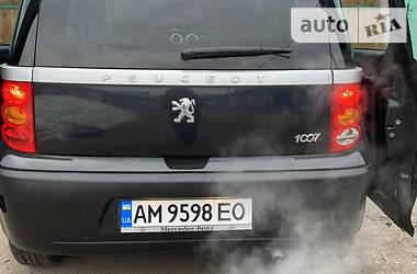Купе Peugeot 1007 2006 в Житомире