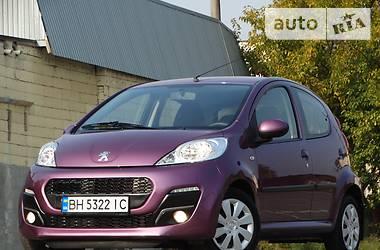 Peugeot 107 Hatchback (5d) 2013 в Одессе