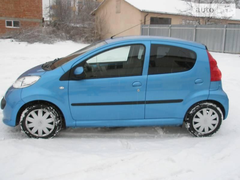 Peugeot 107 2007 в Ужгороде