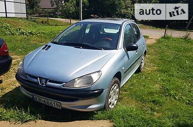 Peugeot 206 Hatchback (5d) 2001 в Ужгороде