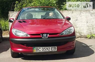 Peugeot 206 2007 в Львове
