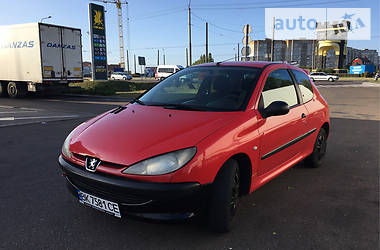 Peugeot 206 2002 в Ровно
