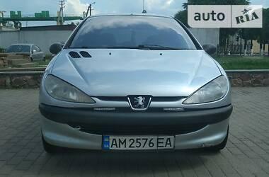 Peugeot 206 2002 в Коростене