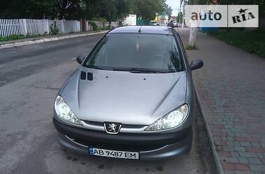 Peugeot 206 2005 в Крыжополе