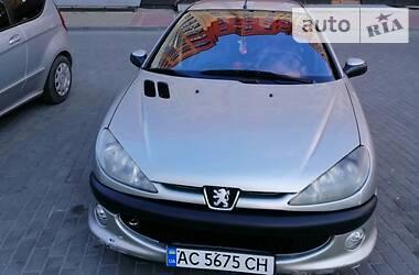 Peugeot 206 2003 в Луцке