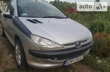 Peugeot 206 1998 в Черновцах