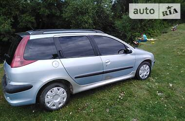 Peugeot 206 2003 в Теребовле
