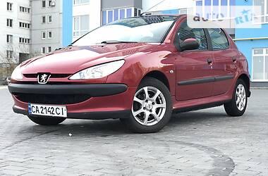 Peugeot 206 2006 в Черкассах