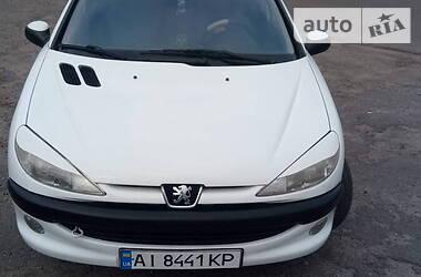 Peugeot 206 2002 в Иванкове