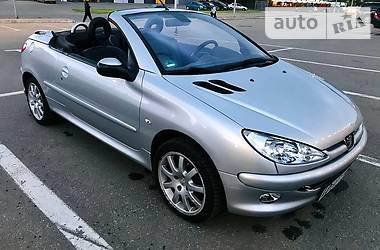Кабриолет Peugeot 206 2006 в Харькове
