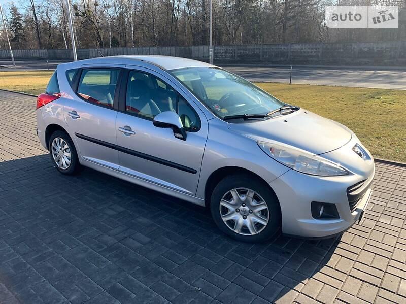 Peugeot 207 2010 в Иванкове