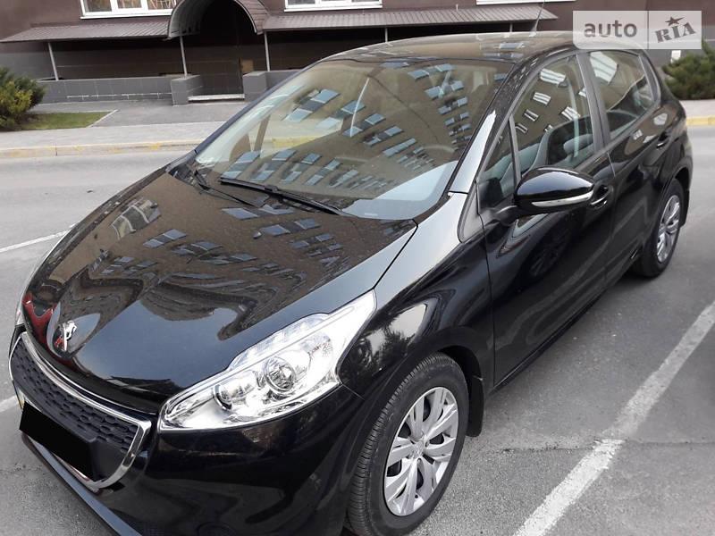 Peugeot 208 Hatchback (5d) 2014 в Днепре