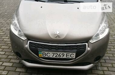 Peugeot 208 2013 в Львове