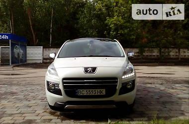 Peugeot 3008 2012 в Львове