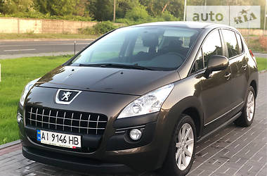 Peugeot 3008 2011 в Києві