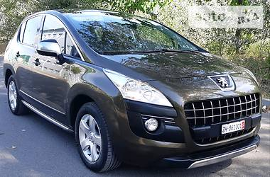 Peugeot 3008 2009 в Луцке
