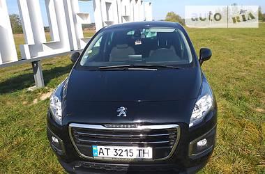 Peugeot 3008 2016 в Ивано-Франковске