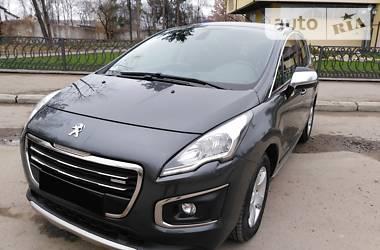 Peugeot 3008 2014 в Ивано-Франковске