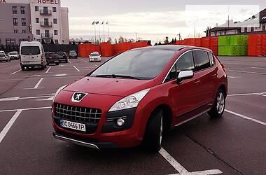 Peugeot 3008 2011 в Львове