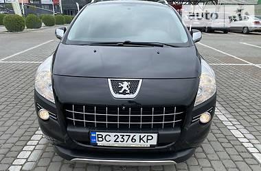 Peugeot 3008 2010 в Львове