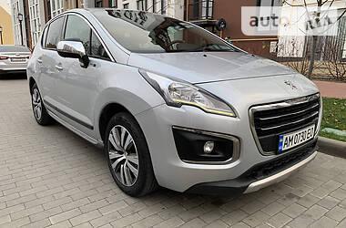 Peugeot 3008 2014 в Киеве