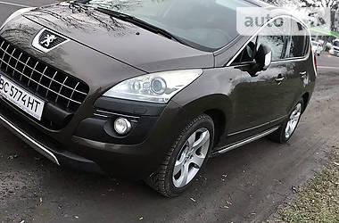 Peugeot 3008 2010 в Жовкве