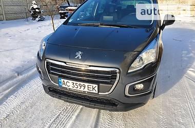 Peugeot 3008 2016 в Ковеле