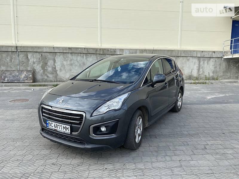 Позашляховик / Кросовер Peugeot 3008 2015 в Львові