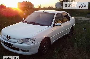 Peugeot 306 2001 в Ужгороде