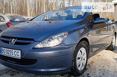 Peugeot 307 CC 2003 в Тернополе