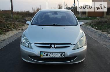 Peugeot 307 2001 в Киеве