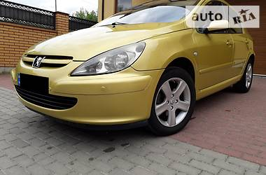 Peugeot 307 2001 в Стрые