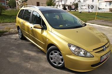 Peugeot 307 2002 в Чорткове