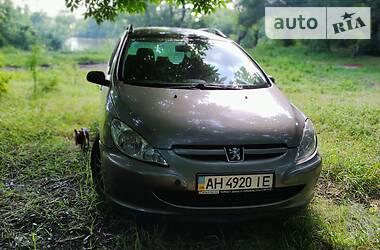 Универсал Peugeot 307 2003 в Доброполье