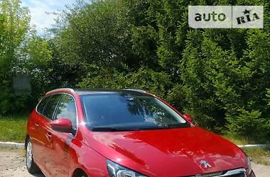 Peugeot 308 SW panorama