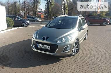 Peugeot 308 SW 2012 в Львове