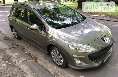 Унiверсал Peugeot 308 SW 2010 в Києві