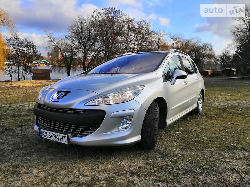 Peugeot 308 2011 в Харькове