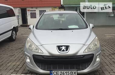 Peugeot 308 2007 в Черновцах