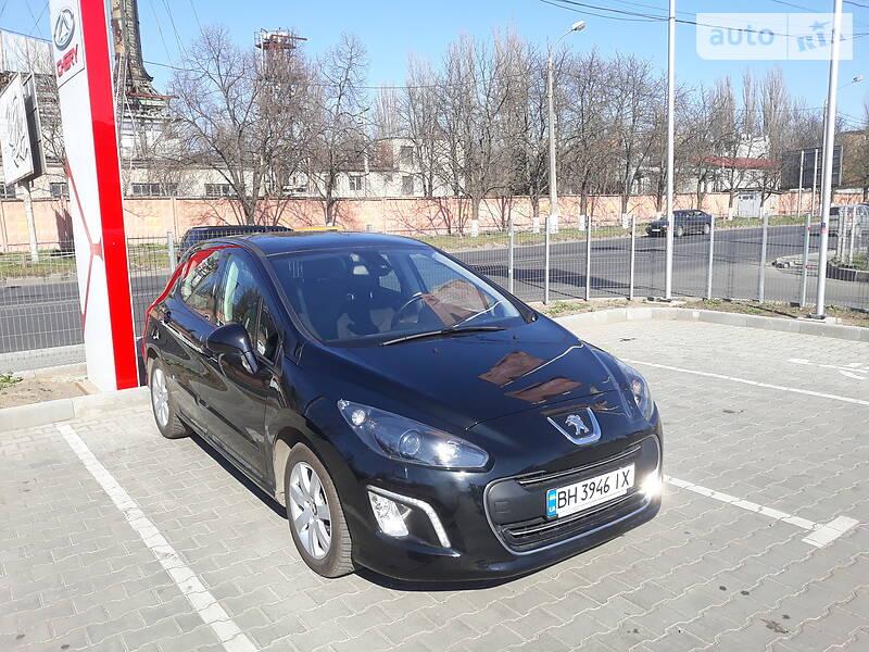 Хетчбек Peugeot 308 2012 в Одесі