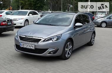 Peugeot 308 2016 в Днепре