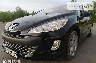 Универсал Peugeot 308 2010 в Львове