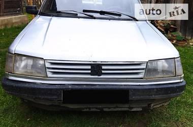 Хэтчбек Peugeot 309 1986 в Вижнице