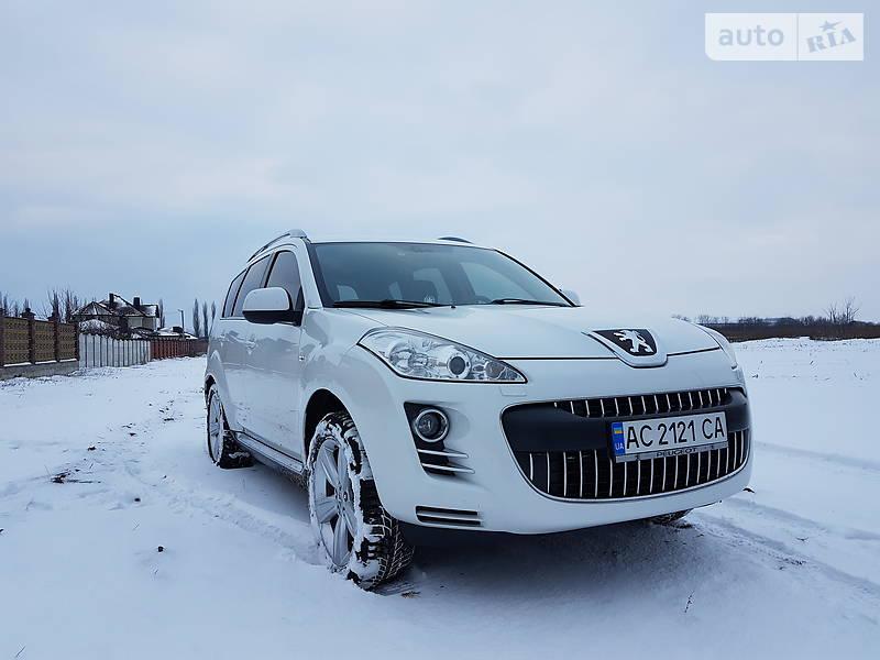 Peugeot 4007 FULL 2.2 HDI