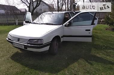 Peugeot 405 1987 в Рожнятове