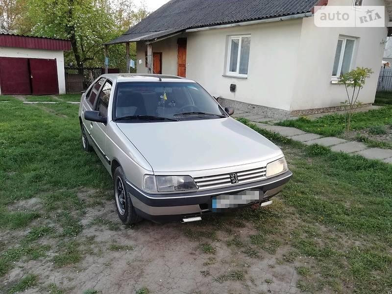 Peugeot 405 1991 в Ивано-Франковске