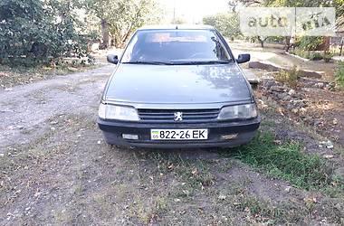 Peugeot 405 1986 в Луганске