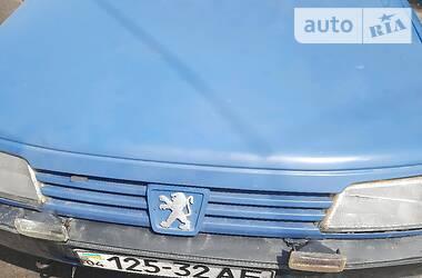 Седан Peugeot 405 1988 в Днепре