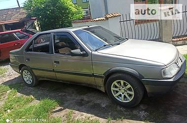 Седан Peugeot 405 1988 в Львове